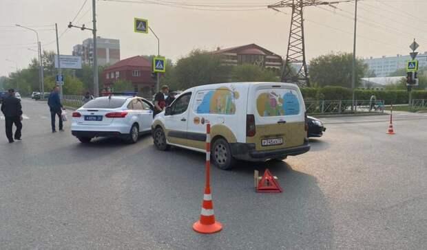 Запрошлые сутки трое детей пострадали вДТП вТюменской области