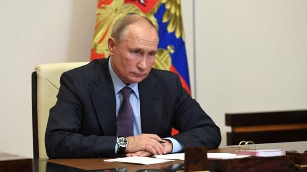 Путин ответил на скандальное оскорбление Байдена