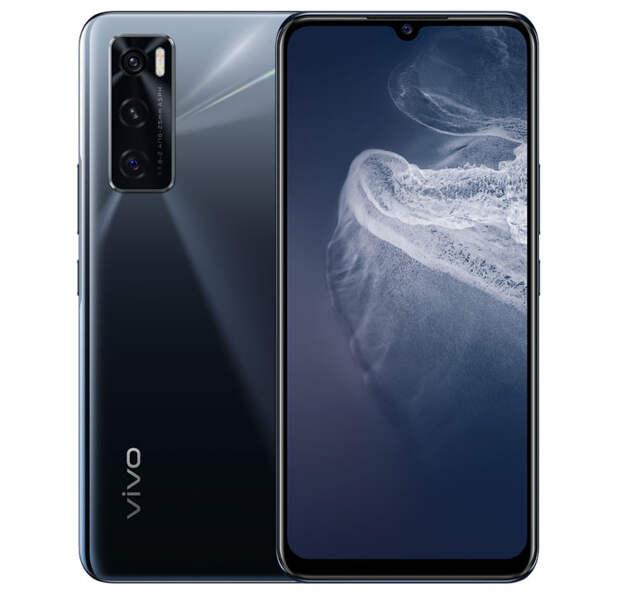 Анонсирован недорогой смартфон Vivo V20 SE