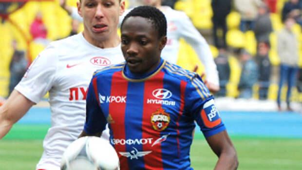 Пока ЦСКА ищет нападающего, Муса может перейти в «Вест Хэм»
