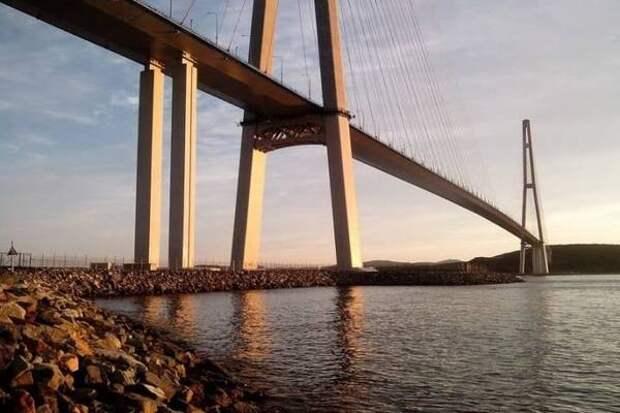 Жителям Владивостока советуют пока не ездить на Русский остров