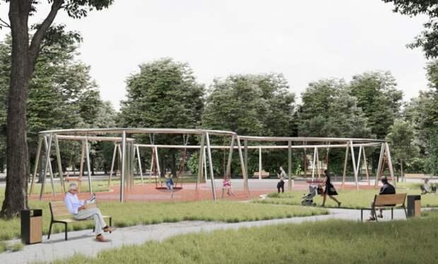Префект ВАО рассказал о планах по благоустройству Семеновского парка