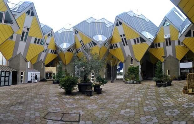 10 уникальных домов планеты, выполненных в форме разных объектов