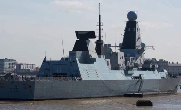 «Потащат на буксире»: Британским эсминцам приготовили марш позора в Чёрном море