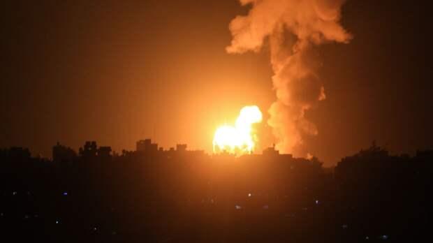 Сирены воздушной тревоги снова слышны на юге Израиля