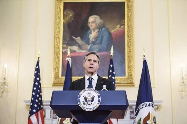 Блинкен: некоторые шаги США в последние годы подорвали миропорядок