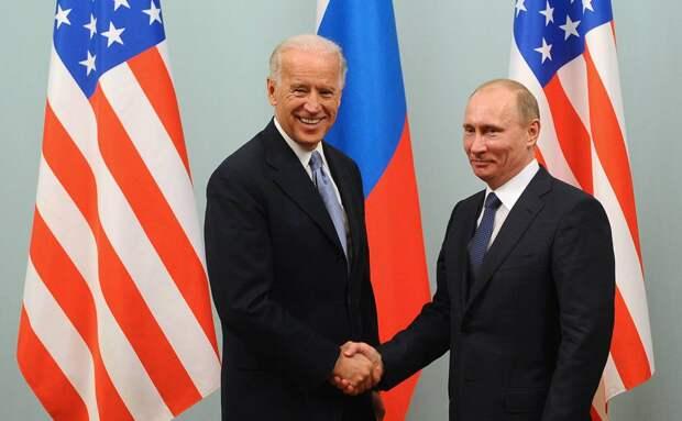 Снизить напряжение: западные СМИ о встрече Байдена с Путиным