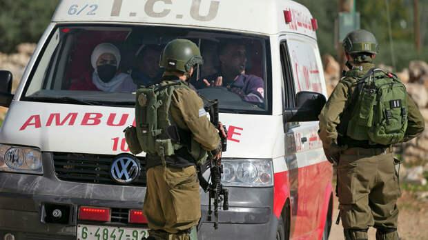 При обрушении трибуны в Израиле погиб человек