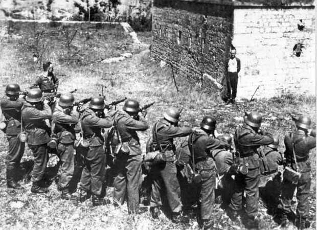 Оккупация СССР началась с заранее спланированных преступлений