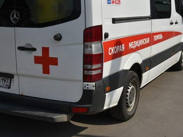 Трое детей пострадали в ДТП на Урале