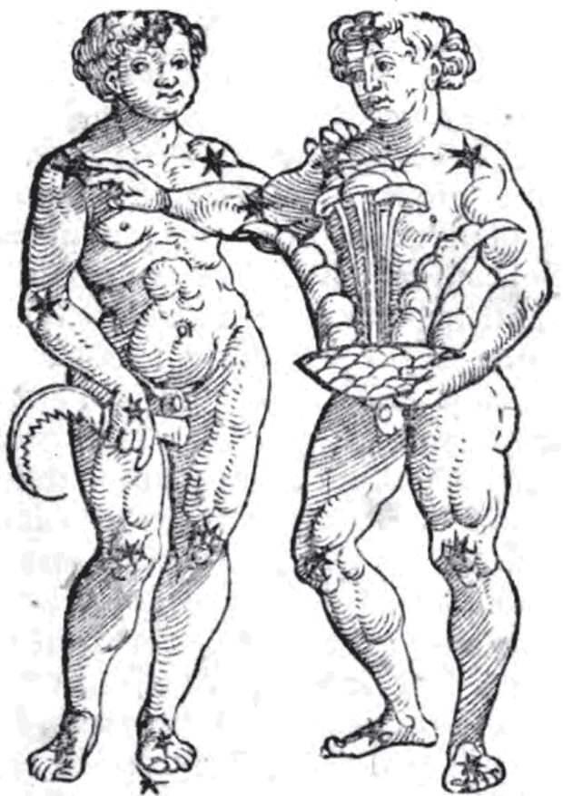 Мифы о близнецах