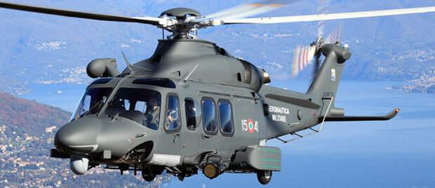Представитель нового поколения вертолетов с двумя газотурбинными двигателями AugustaWestland AW139M набирает максимальную скорость 310 км/час. При этом крейсерская ненамного меньше - 306 км/час.