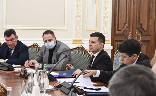 СНБО может ввести санкции против ещё одного украинского олигарха