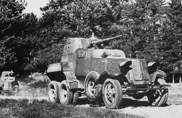 На передовую. Лето 1941.