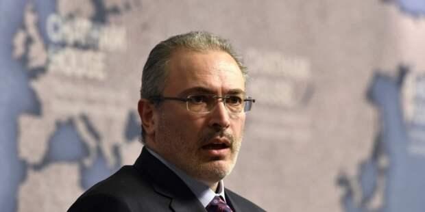 Интерпол может повторно рассмотреть вопрос об объявлении Ходорковского в розыск