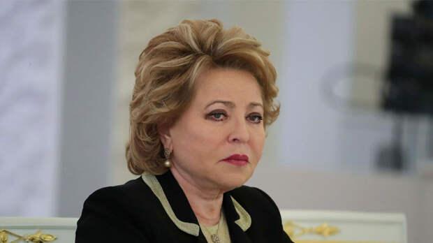 «Мы же людей обманываем!» Матвиенко снова устроила разнос чиновникам