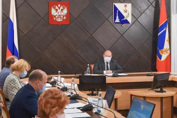 В Севастополе проверили, как школы защищены от возможных террористических атак
