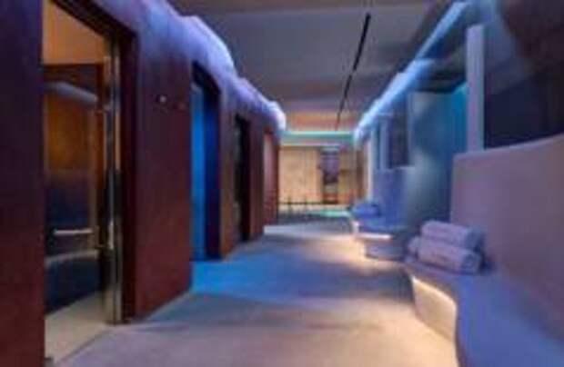 В римском отеле Hotel de la Ville открылся спа-центр