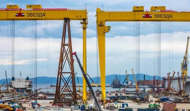 Началось строительство третьего танкера-газовоза ледового класса насудоверфи «Звезда»