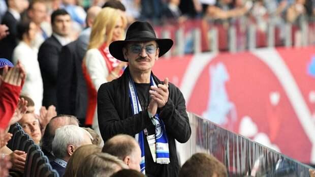 Боярский вступился за футболистов, раскритикованных за многомиллионные зарплаты после Евро