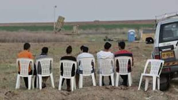 Украина хочет установить израильский противоракетный «железный купол»