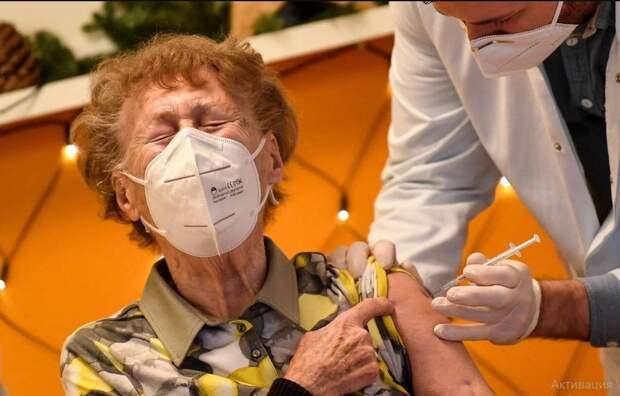 Bloomberg: Киев провалил вакцинацию против коронавируса