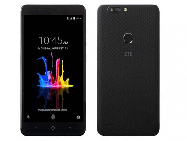 Анонсирован бюджетный планшетофон ZTE Blade Z Max с двойной камерой