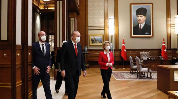 Эрдоган призвал исламский мир проучить Израиль
