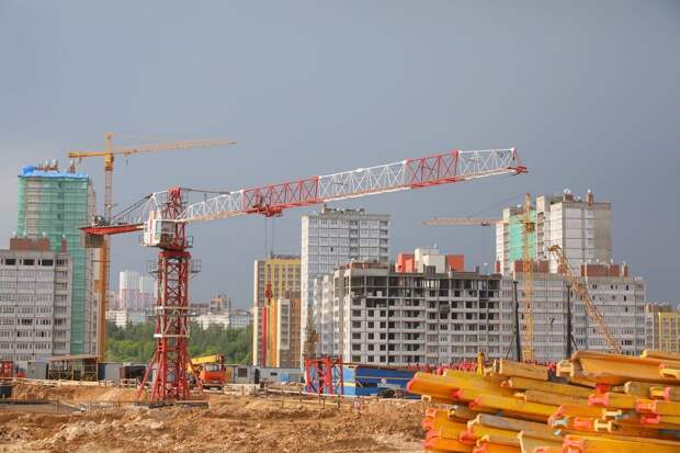 До конца года в Нижегородской области построят 55 домов для работников агропрома и соцсферы