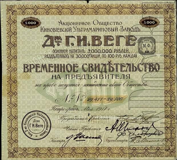 История особняка Веге. Санкт-Петербург
