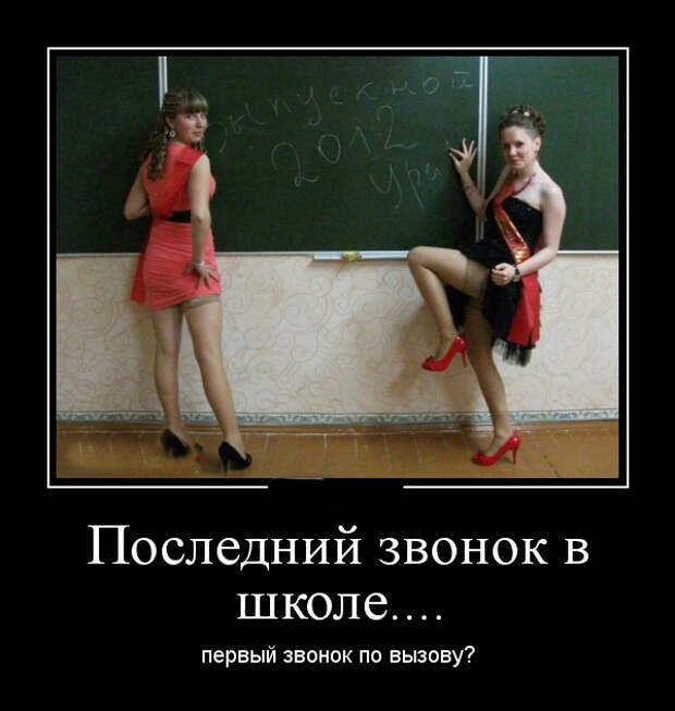 Демотиваторы веселые и смешные для хорошего настроения (11 фото)