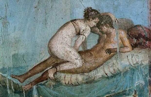 Родить или умереть: особенности интимной жизни людей Древнего мира