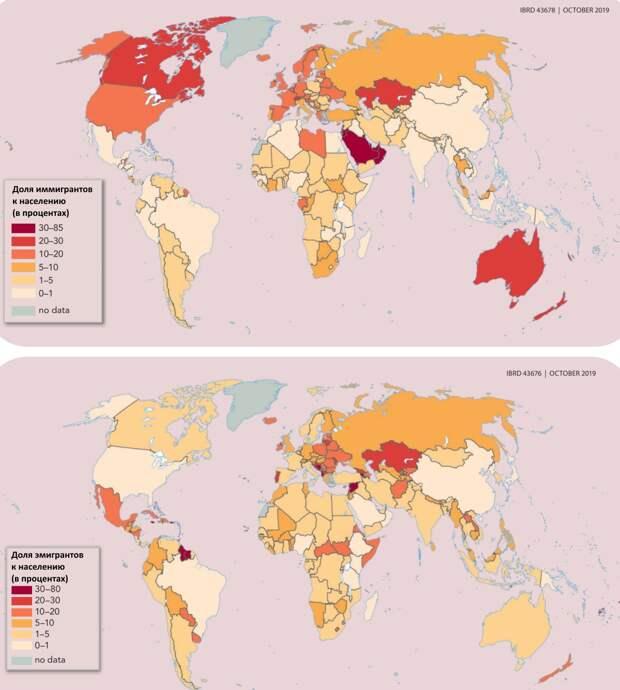 Мигранты: у кого тут настоящие проблемы