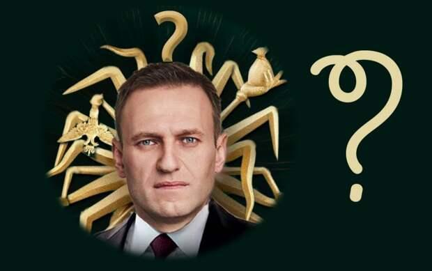 Разоблачение Навального, иностранного шпиона