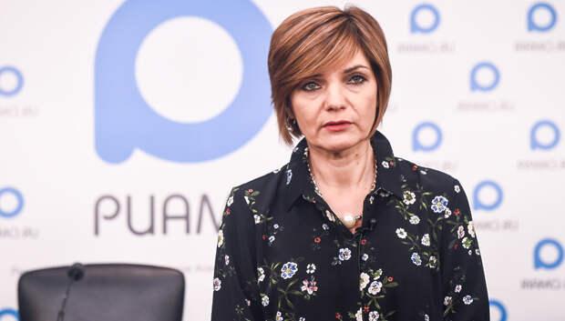 Мишонова прокомментировала гибель ребенка из приемной семьи в Подольске