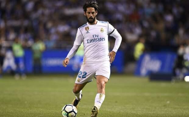 Иско — единственный игрок «Реала», не попрощавшийся с Зиданом в соцсетях