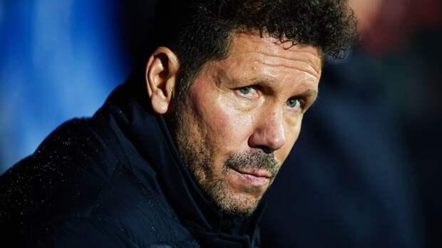 Симеоне: «Атлетико» и «Вальядолид» решают разные задачи, но обе команды готовы отдать жизнь за победу»