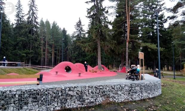 Торжественное открытие сквера Оружейника Драгунова состоится в Ижевске 12 октября