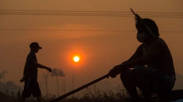 Индейцы заблокировали доступ к нефтяному месторождению в Эквадоре