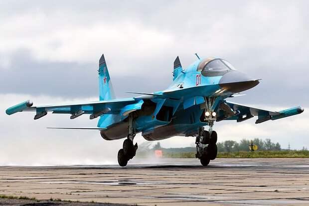 Незадолго до отбытия: российские самолеты разгромили лагерь сирийских боевиков, планировавших отправиться в Карабах