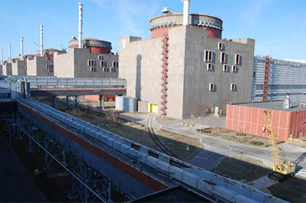 ДНР: Запорожская АЭС может стать вторым Чернобылем