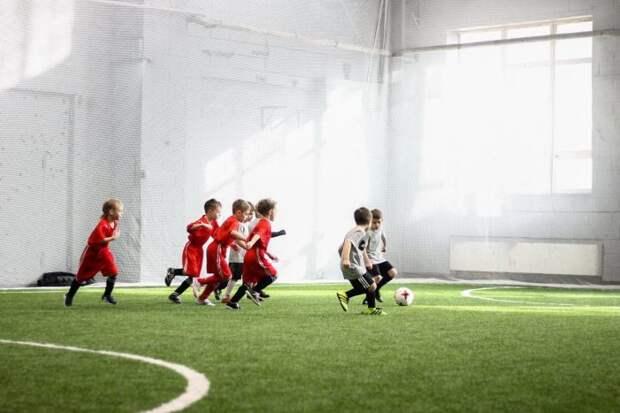 Детский футбол с 3 лет: особенности тренировок
