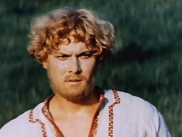 Как поменялся Финист — Ясный Сокол, актер Вячеслав Воскресенский, с течением времени.