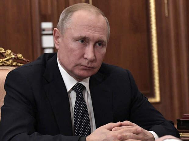 Новая реальность оказалась пугающей для Владимира Путина