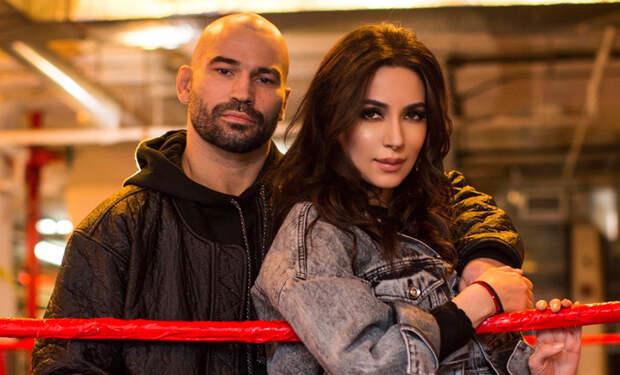 Зара прокомментировала слухи о романе с бойцом Артемом Лобовым