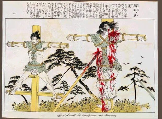 Что такое «рандеву струпом», или Самые ужасные виды казни вистории