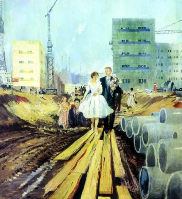 За время правления Брежнева бесплатные квартиры получили 164 миллиона человек. Правда или миф?