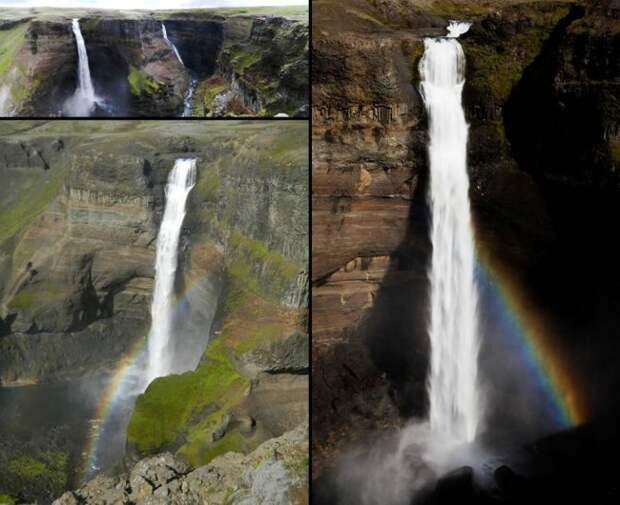 waterfalls16 Красоты водопадов Исландии в фотографиях