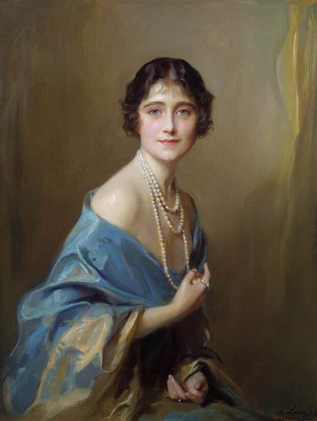 Елизавета Боуз-Лайон - королева, рожденная кухаркой