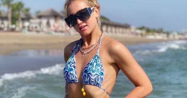 Ольга Бузова блеснула фигурой в купальнике